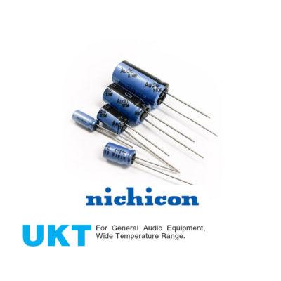 10 pcs Nichicon Elko Audio UKA1V470MDD  47uF  35V  5x11mm RM2 105°C 2000h #BP